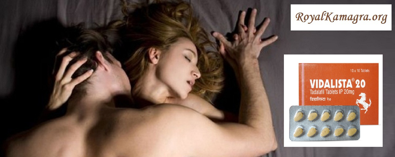 How Does Vidalista 20mg UK Help In Pleasurable Sex With A Partner?